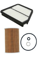 Pour hyundai matrix 1.5 crdi (109 bhp) diesel 07-11 service kit huile-air-filter x1