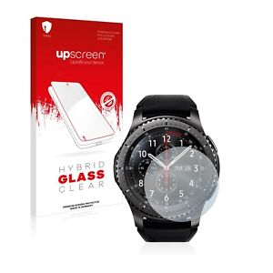 Glass film screen protector for Samsung Gear S3 Frontier / S3 Classic screen