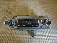 1964 1965 Buick Skylark Gran Sport Special Sport Wagon Factory AM Radio 7289714
