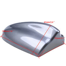 Shark Fin Shape Car Exterior FM/AM Antenna Aerial Radio Replacement Signal Grey