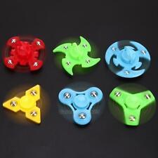 Hand Spinner Fingertips Gyro Fidget Toys Anti-Stress EDC Kids Adult Color Random