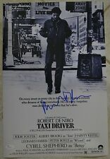 Robert De Niro Signed 12x18 Poster w/ Jsa Loa #Z45236 Taxi Driver DeNiro Photo