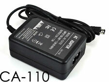 AC Adaptor Power Cord Lead Battery Charger for Canon CA-110 CA-110E CA110 CA110E