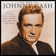 JOHNNY CASH - THE BEST OF CD ~ GREATEST HITS~ RING OF FIRE~I WALK THE LINE *NEW*