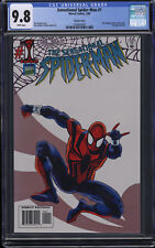 Sensational Spider-Man #1 CGC 9.8 WP Variant Poly-Bagged w/ Cassette Tape