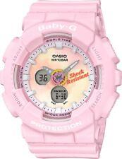 Casio Baby-G * BA120TG-4A Tie-Dye Generation Pink Resin Watch for Women