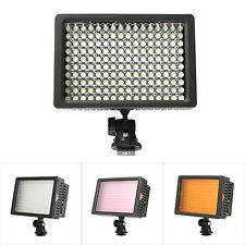 160 LED Video Licht Lamp Panel LED-Videoleuchte für Canon Nikon Pentax DSLR DV