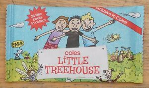 Coles Little Treehouse Unopened