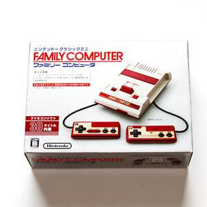 Nintendo Classic Mini Family Computer console Tested FC NES Super Mario Zelda