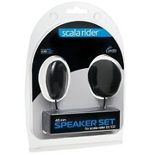 40mm Altoparlante Set Per Cardo Scala Rider QZ / Q1 / Q3 / G9x Audio Kit-spau0002