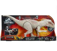 Indominus Rex Dinosaur World Destroy 'n Devour Realistic Sound Kid Dinosaurs Toy