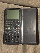 Sharp El-9300C Graphics Scientific Calculator - For Parts Only Read Description