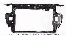 OSSATURA CALANDRA FRONTALE ANTERIORE VW GOLF 91> TDI - 2 VENTOLE - IN PLASTICA