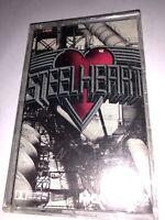Steelheart - self-titled audio Cassette Tape PROMO ROCK 107