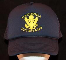 MEN'S Latin America Hacienda Veterans Navy Blue Military Baseball Hat Cap USA