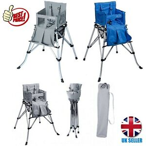CAMPING CARAVANING BABIES HIGH CHAIR SUPERB PRICE DROP SALE WAS £79 NOW £27.99