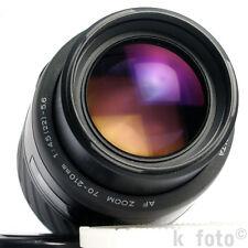 Minolta AF Zoom 4,5-5,6 / 70-210* Dynax * Sony Alpha A-mount * Maxxum