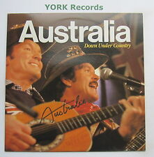 AUSTRALIA - Down Under Country - Excellent Condition LP Record Boomerang ALR-1