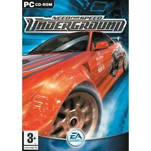 Need for Speed Underground [PC CD-ROM]