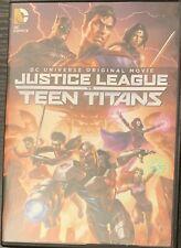 Justice League Vs Teen Titans (DVD 2016) DC Universe