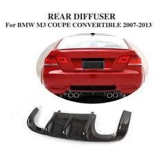 Customization Echt Carbon Heckdiffusor für BMW 3ER E92 GTS E93 M3 Spoiler Tuning