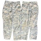2X Army Combat Pants Small Regular ACU Digital Camo Paintball Hunting Trousers F