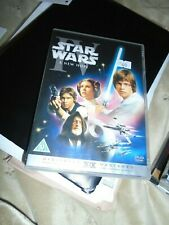 Star wars 1V A new Hope DVD