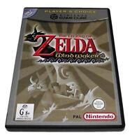 Legend of Zelda The  Wind Waker Nintendo Gamecube PAL *Complete* PC