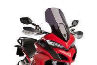 PUIG TOURING SCREEN DUCATI MULTISTRADA 950 17-18 DARK SMOKE