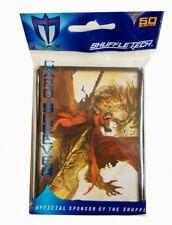 50 MAX PROTECTION Sleeves: Crimson Dragon Rider (66,5 x 91,2mm)