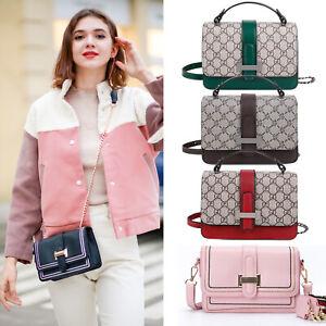 Ladies Chain Purse Casual Satchel Fashion Women Shoulder Purse Crossbody Bag New