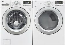 New listing Lg Washer and Dryer Set 7.4 / 4.5 cubic foot, front loaders Local Pick Up Only