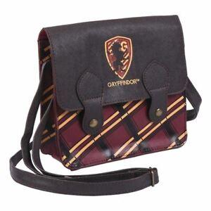 Harry Potter Gryffindor Crest Satchel Shoulder Bag