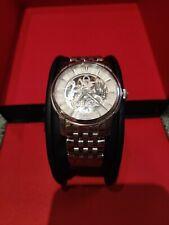 Oris Artelier Skeleton Metal Bracelet ETA Automatic Watch