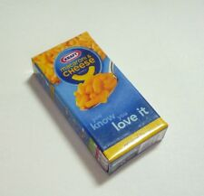 "Kraft MACARONI & CHEESE Pack Novelty FRIDGE MAGNET Indonesia 3D 2"" Tall"