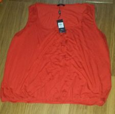 M&Co Scoop Neck Hip Length Tops & Shirts Size Plus for Women