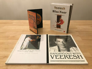 Veeresh Buch + DVD Bliss Beyond Fear Working People Therapie Humaniversity Osho