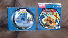 Fantastic Four 40 Years Complete Collection MARVEL Comics DVD (1961-2006)