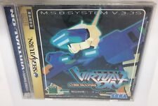 Virtual On Cyber Troopers For Japanese Sega Saturn System  *USA Seller*