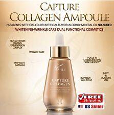 AHC Capture Collagen Ampoule 50ml, Korean Cosmetic, Skincare, Winkle Care, Serum