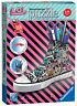 11163 Ravensburger LOL Surprise Sneaker 3D Puzzle Pencil Storage Pot 108pc Age 8