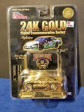 Racing Champions 24K Gold Reflections Tabasco #35 Black Car