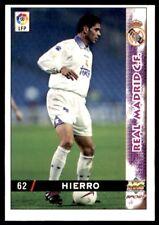 Mundicromo las inte de la Liga 98 99 Hierro Real Madrid Nº 62