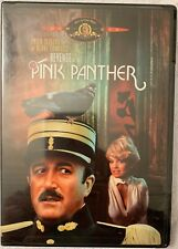 NEW SEALED REVENGE OF THE PINK PANTHER DVD RARE OOP 1978 COMEDY PETER SELLERS