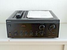 Sony TA-FA50ES High-End Vollverstärker Bolide, generalüberholt, FB, 2J. Garantie