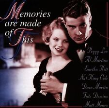 Memories are made of this Matt Monro, Frankie Vaughan, Al Martino, Fats.. [2 CD]