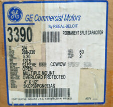~D.HVAC~ MS-03390 - Mars - GE-5KCP39PGN092AS - Permanent Split Capacitor Motor