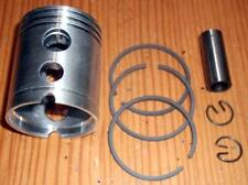 Kit Piston Complet Jupe Longue (Neuf)  Velosolex Solex 2200 - 3300 - 3800 - 5000