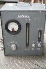 BECKMAN EH (ELECTROLYTIC HYGROMETER) MOISTURE ANALYZER Model 17901