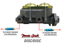 "11//16-3//4-7//8-1/"" Bore  Doppler 77 Series Pivot-Type Master Cylinder"